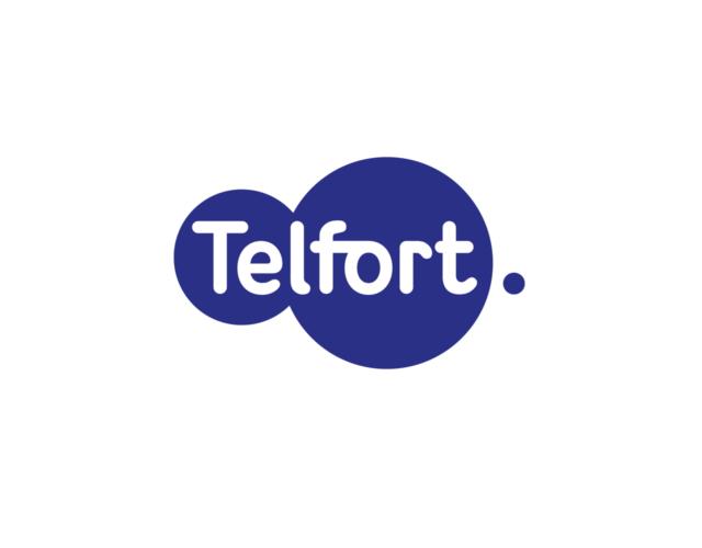 Telfort logo Portfolio Hans Schenkels